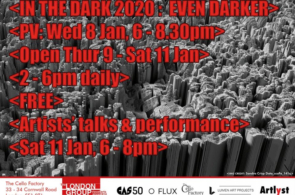 In the Dark 2020: Even Darker