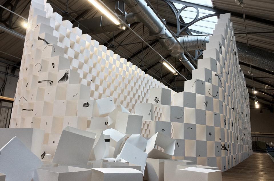 'Signs' at Mayfair Art Weekend